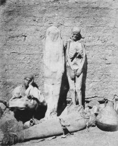 Mummy Seller 1875